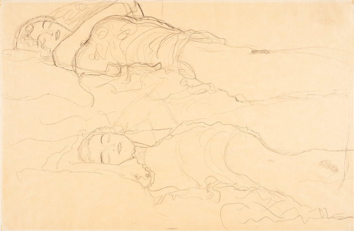 Gustav_Klimt_Zwei_Liegende_Foto_Reinhard_Haider-bartapartner-artinsurance-kunstversicherung-art-kunst.jpg